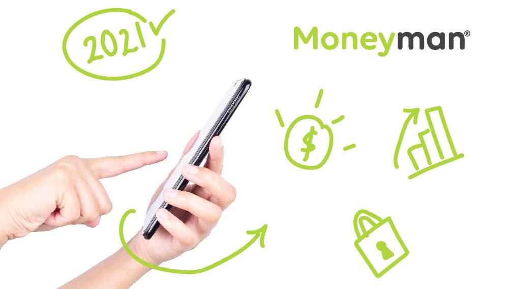 Administrar en dinero en casa con Moneyman
