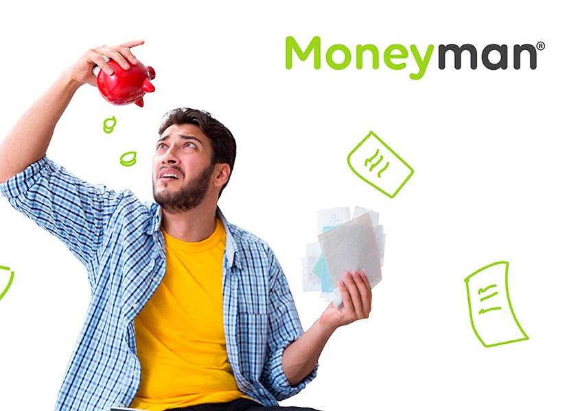 Pagar tus créditos con Moneyman