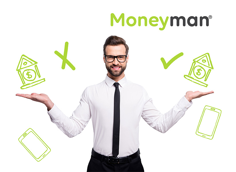 Neobanco con Moneyman