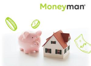 Casa con Moneyman