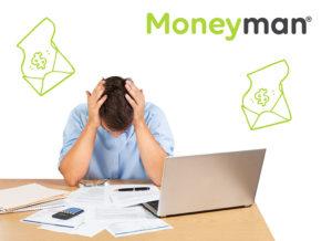 Paga tus créditos con Moneyman